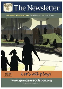 Grange Newsletter Spring 2015 cover