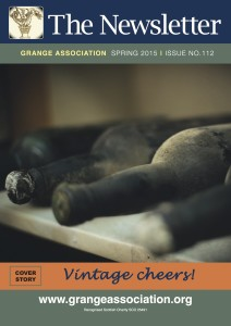 Grange Newsletter 112 cover